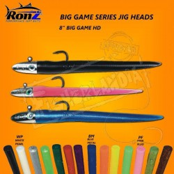RONZ BIG GAME SERIES