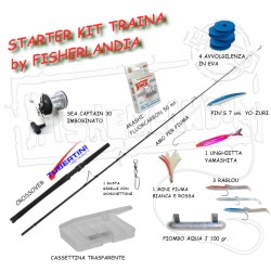 STARTER KIT TRAINA LEGGERA