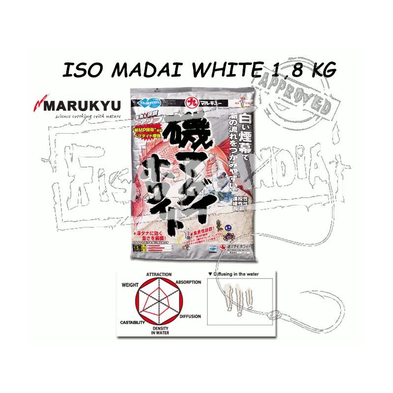 ISO MADAI WHITE 1,8 KG