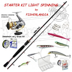 STARTER KIT LIGHT SPINNING