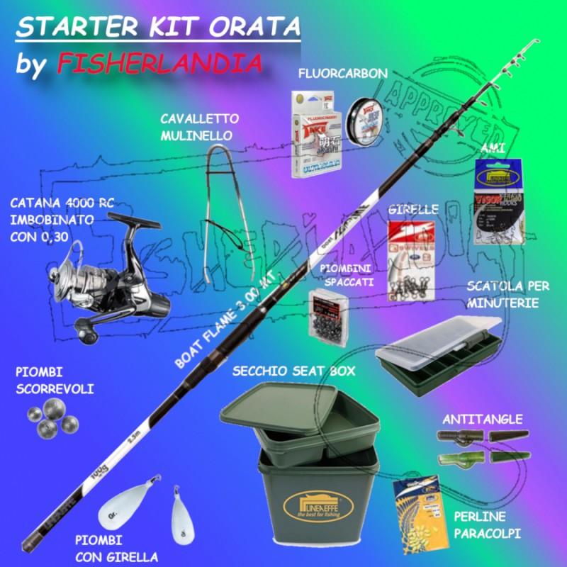 STARTER KIT ORATA/FONDO