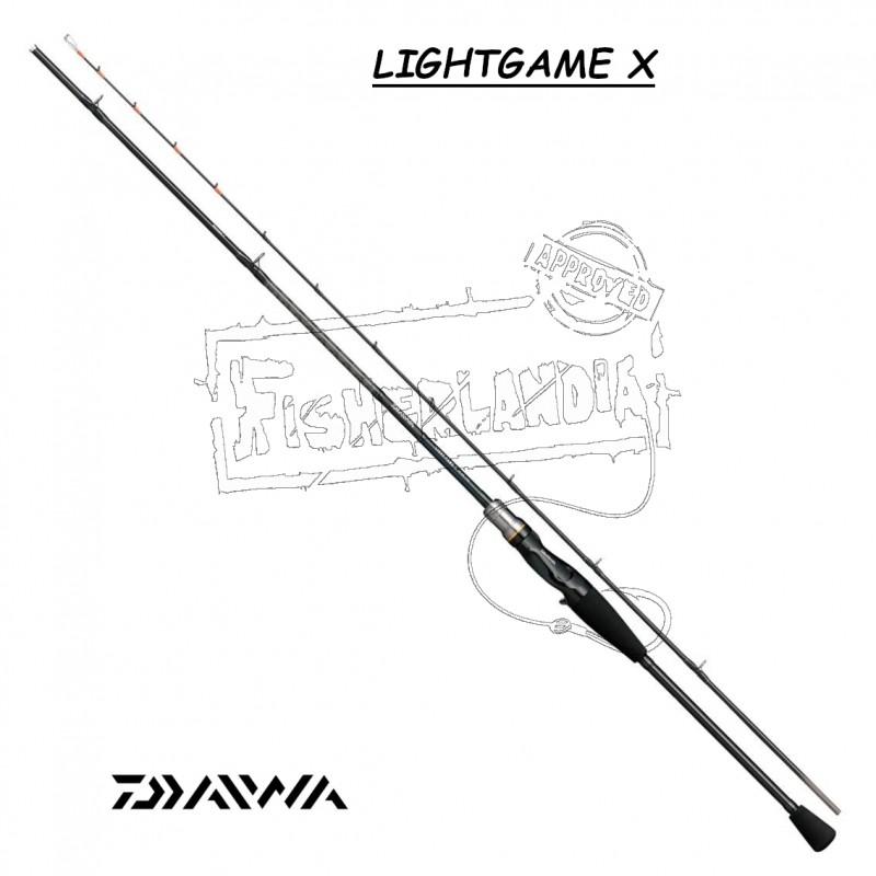 CANNA DAIWA LIGHTGAME X