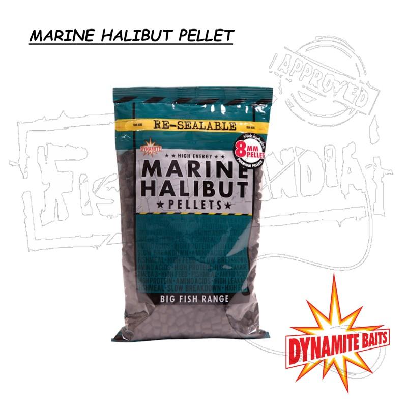 MARINE HALLIBUT PELLETS