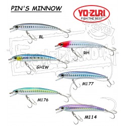 PIN'S MINNOW