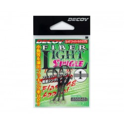 FIBER LIGHT SINGLE HOOK DJ97