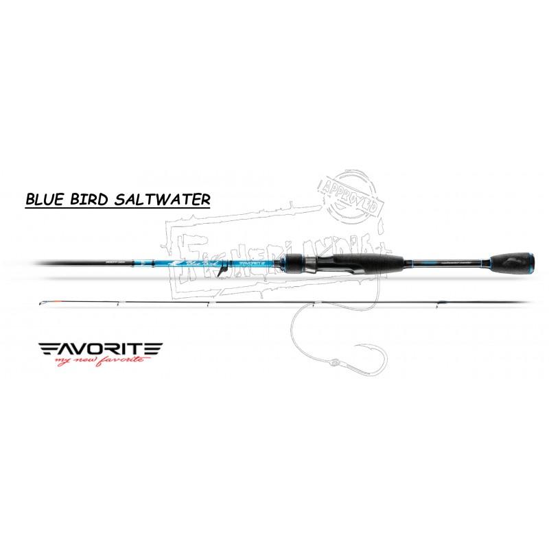 CANNA FAVORITE BLUE BIRD SALTWATER