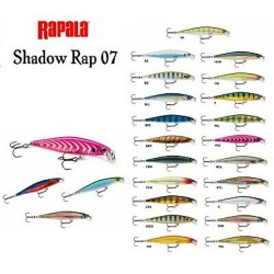 SHADOW RAP JERKBAIT 7
