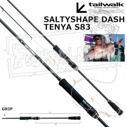 CANNA TAILWALK SSD TENYA S83