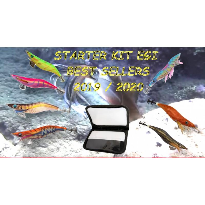 STARTER KIT EGI BEST SELLERS 2019 / 2020