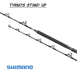 CANNA SHIMANO TYRNOS STAND UP