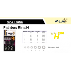 SPLIT RING FIGHTERS RING H...