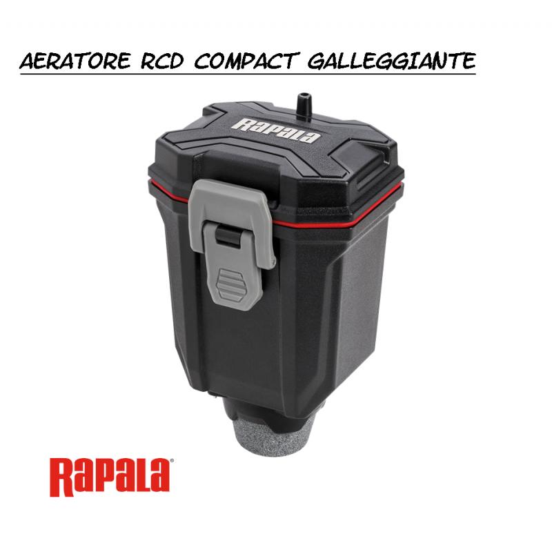 AERATORE RCD COMPACT GALLEGGIANTE