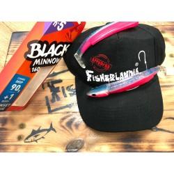BLACK MINNOW MIS. 5 - 16 CM.