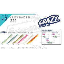 CRAZY SAND EEL 3