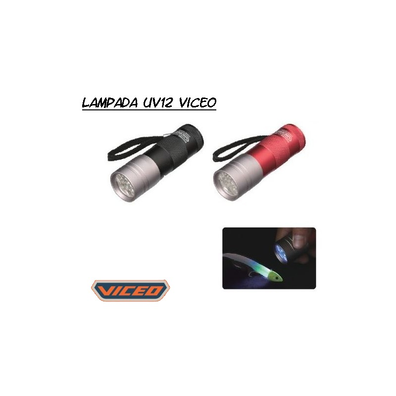LAMPADA UV12 VICEO