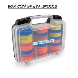 BOX CON 24 EVA SPOOLS