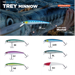 TREY MINNOW 70