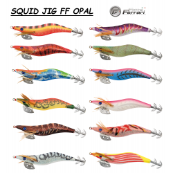 FF OPAL EDITION SQUID JIG