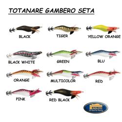 TOTANARE GAMBERO SETA