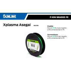 XPLASMA ASEGAI SUNLINE