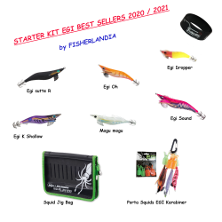 STARTER KIT EGI BEST SELLERS 2020 /2021