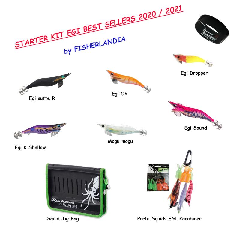 STARTER KIT EGI BEST SELLERS 2020 /2021