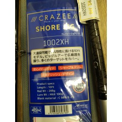 CRAZEE SHORE JIG LIMITED 1002XH