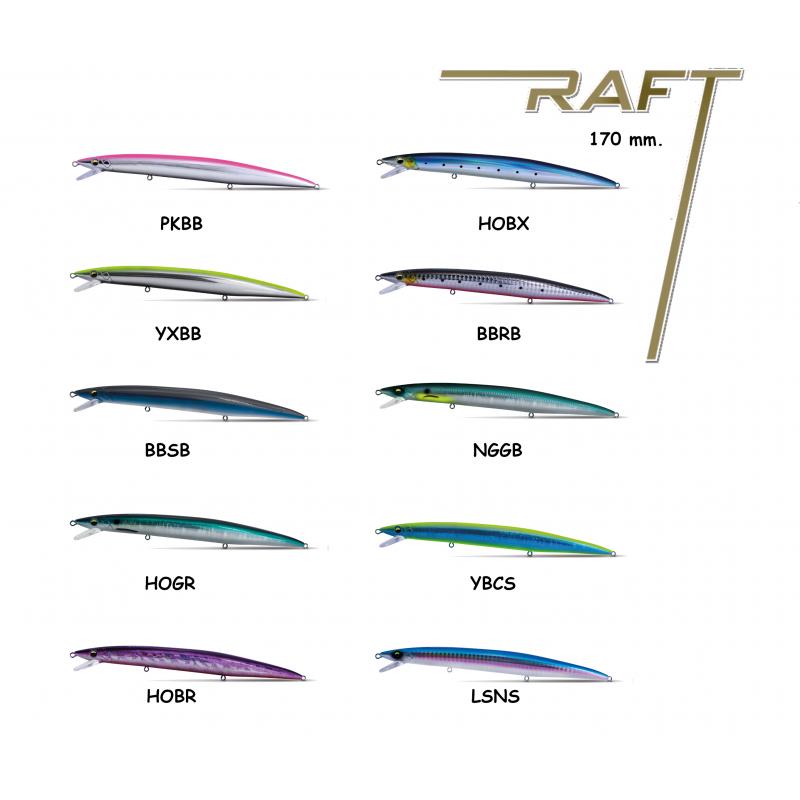 RAFT MINNOW 170 JATSUI