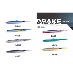 DRAKE NEEDLE NEW COLOR