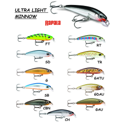 ULTRA LIGHT MINNOW