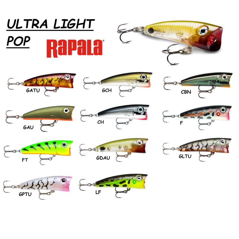 ULTRA LIGHT POP