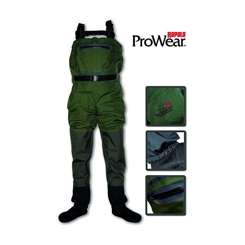 X-PROTECT WADER 3+4