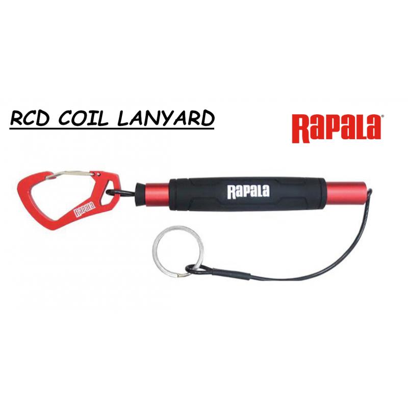 RCD COIL LANYARD