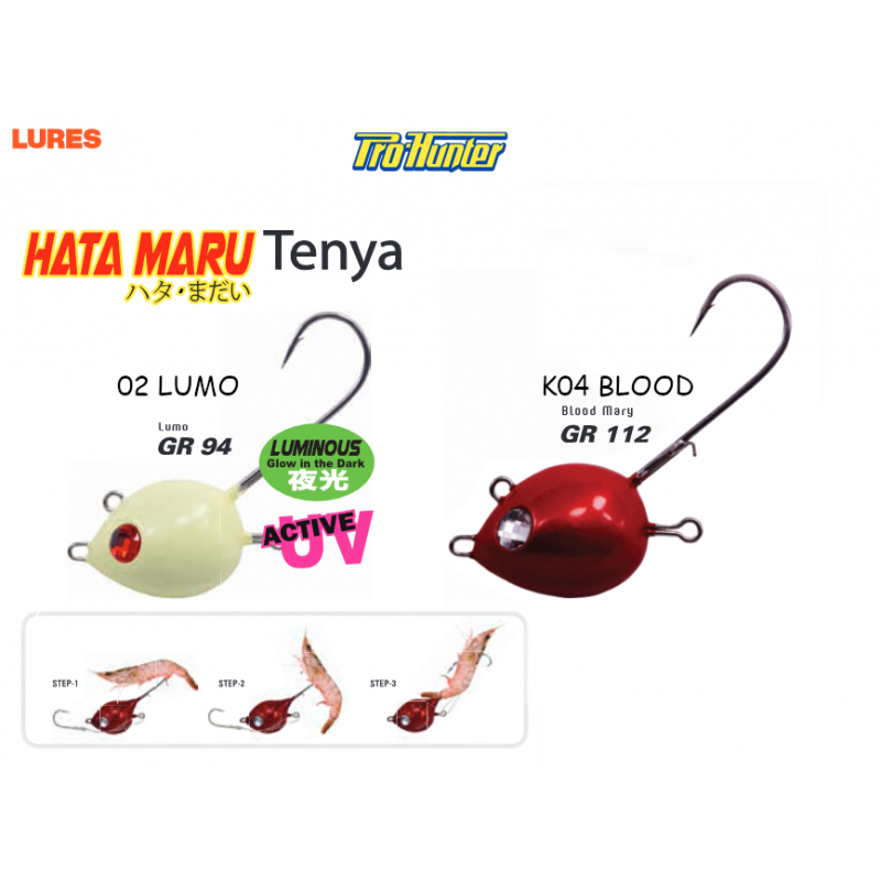 HATA MARU TENYA PRO-HUNTER