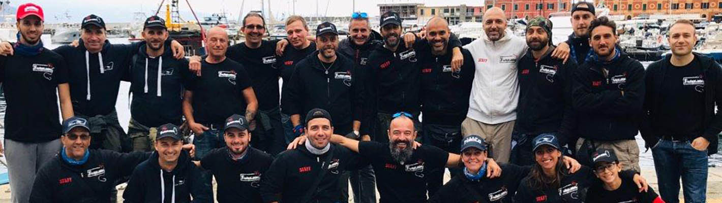 il team di Fisherlandia
